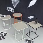 Tavolino Costance Rotondo