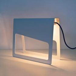 Lampada da tavolo Piega