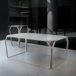Tavolino Tray Metallo