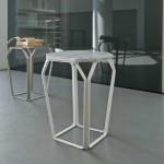 Tavolino Tray Marmo
