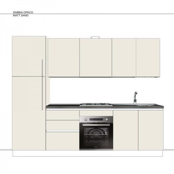 Cucina G.04 cm 270