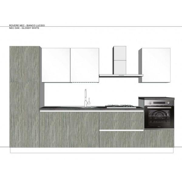 Cucina G.07 cm 330