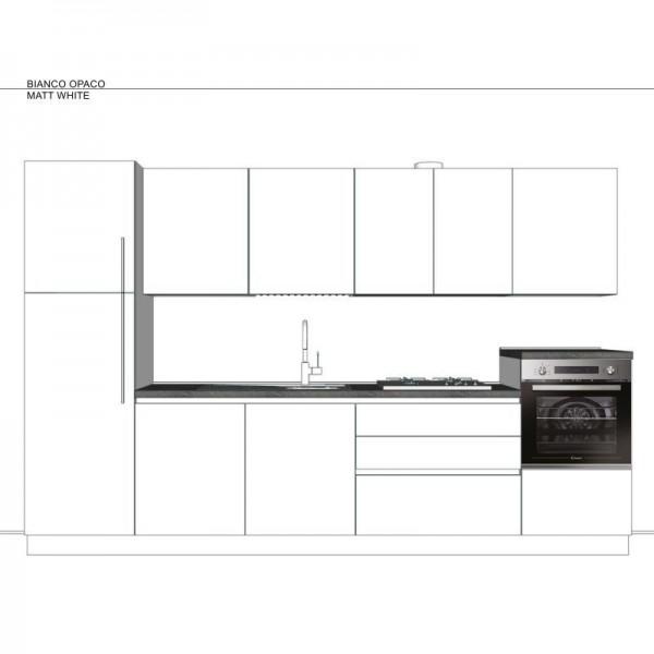 Cucina G.08 cm 330