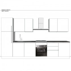 Cucina G.10 cm 360