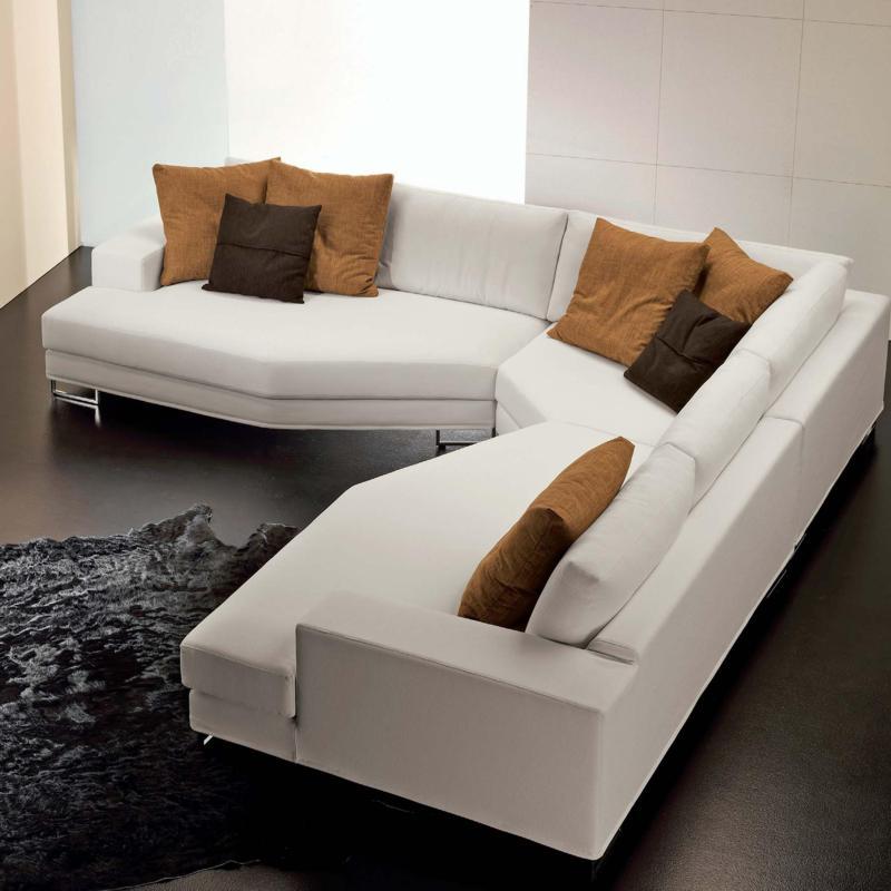 Divano piccolo angolare il miglior design di ispirazione for Divani angolari design