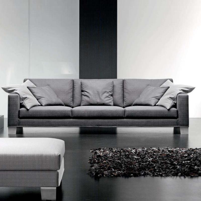 Divani con cuscini a terra il miglior design di - Divano letto manhattan ...